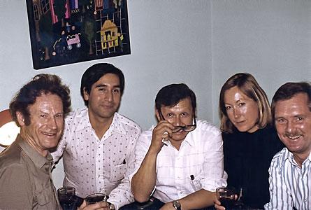 Scene from October 1981