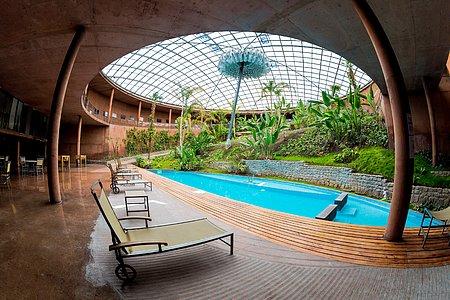 Residencia's oasis