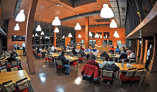 The Paranal Residencia Canteen