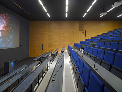 New auditorium