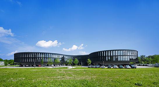 A green building