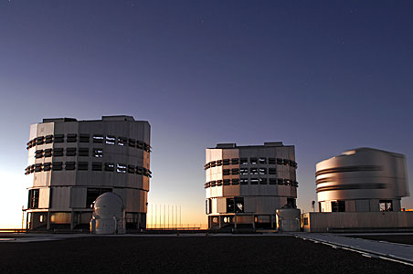 ESO Very Large Telescope