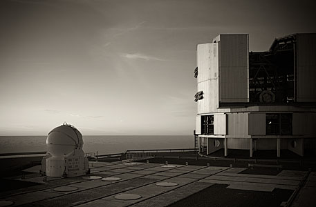 Very Large Telescope at Paranal