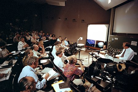 Comet Shoemaker–Levy 9 symposium, July 1994.