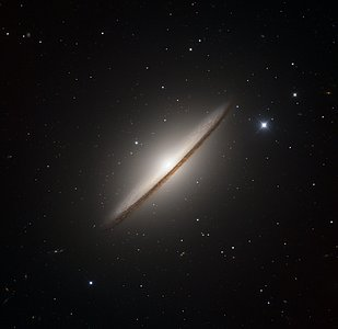 The Sombrero Galaxy