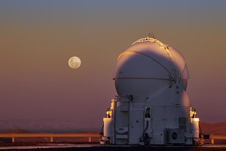 Moon dome