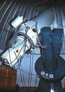 Bochum 0.61-metre telescope