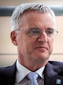 Tim de Zeeuw, ESO Director General