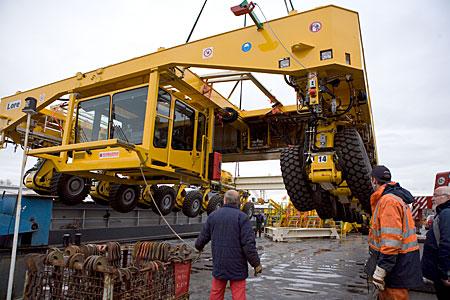 ALMA Transporter