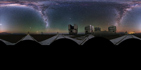 Immersive Paranal World
