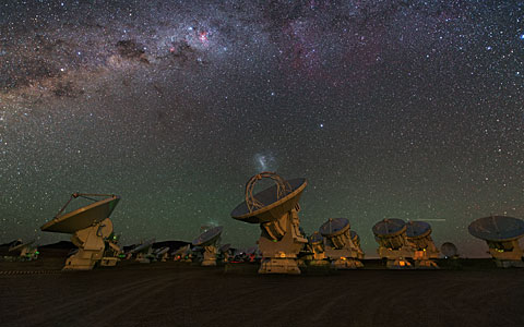 Image result for alma telescope