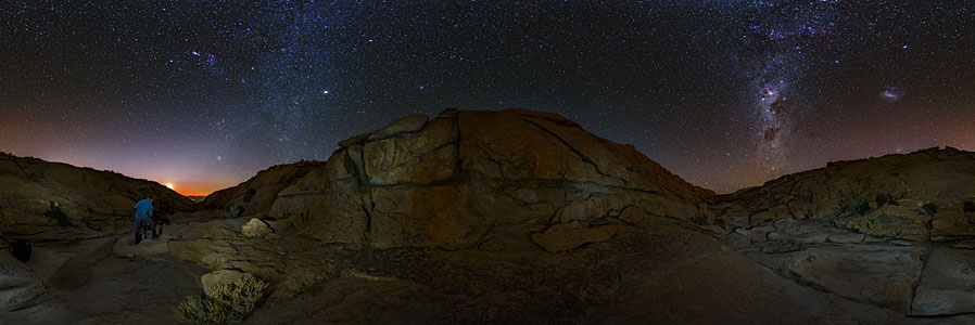 Atacama Night Sky Revealed
