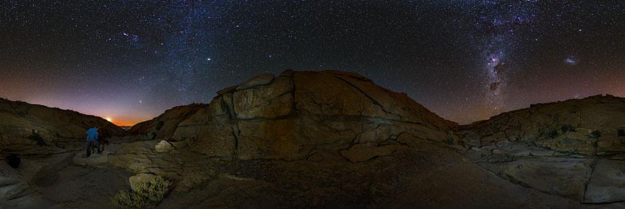 Atacama Night Sky Revealed