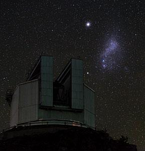 Cosmic Wonder over the NTT