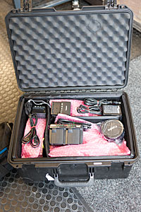 Packing for the Ultra HD Expedition