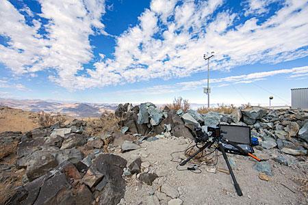 Time-lapse bot set to go