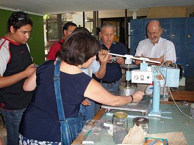 UMCE Astronomy School for Teachers