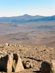 Paranal from Cerro Ventarrones