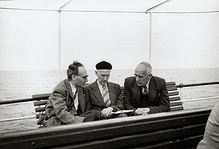 Kourganoff, Oort and Spencer-Jones