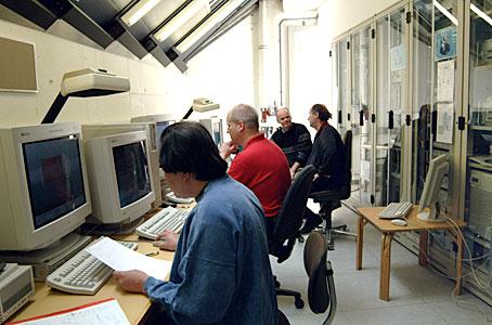 VLT Software Testroom