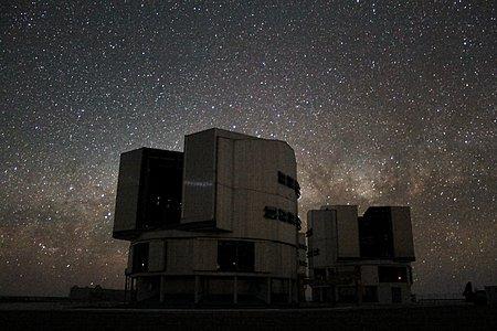 Galactic backlighting