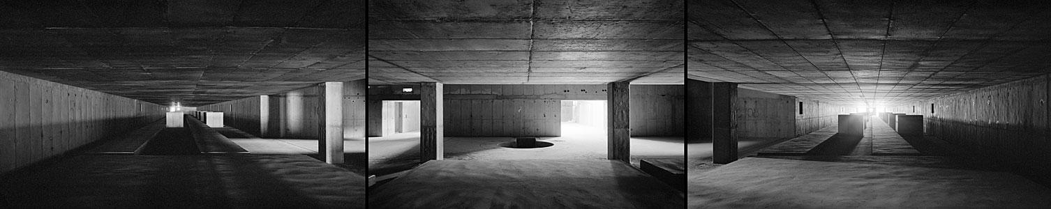 The VLTI Empty Tunnel