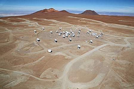 ALMA from Above Ground