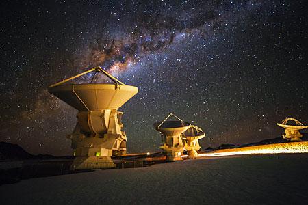 ALMA's Cool Universe
