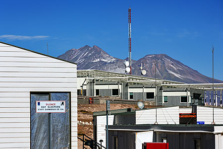 ALMA's Operation Support Facility
