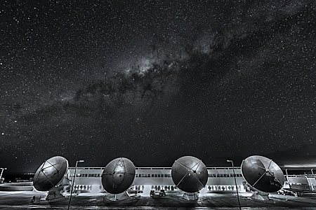 OFS and the Milky Way