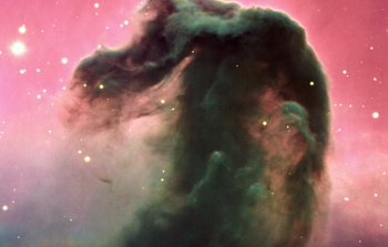 Mounted image 031: The Horsehead Nebula