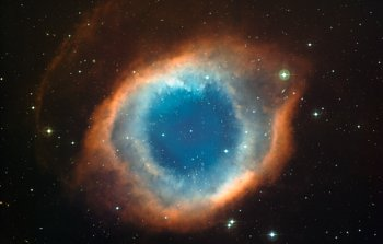 Mounted image 035: The Helix Nebula