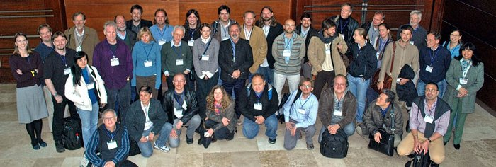 Science retreat in La Serena