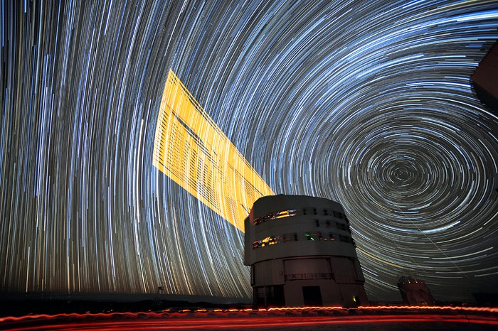 Star circles and the VLT