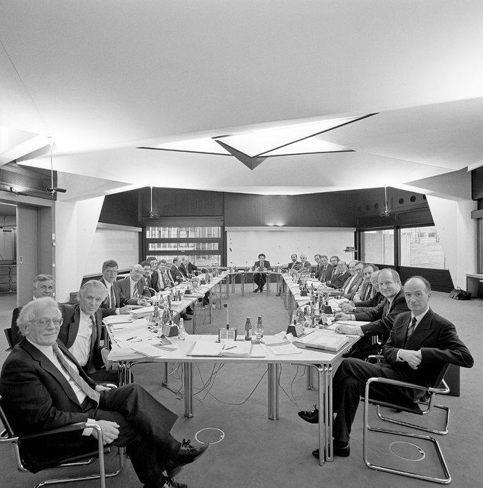 ESO Council 1987