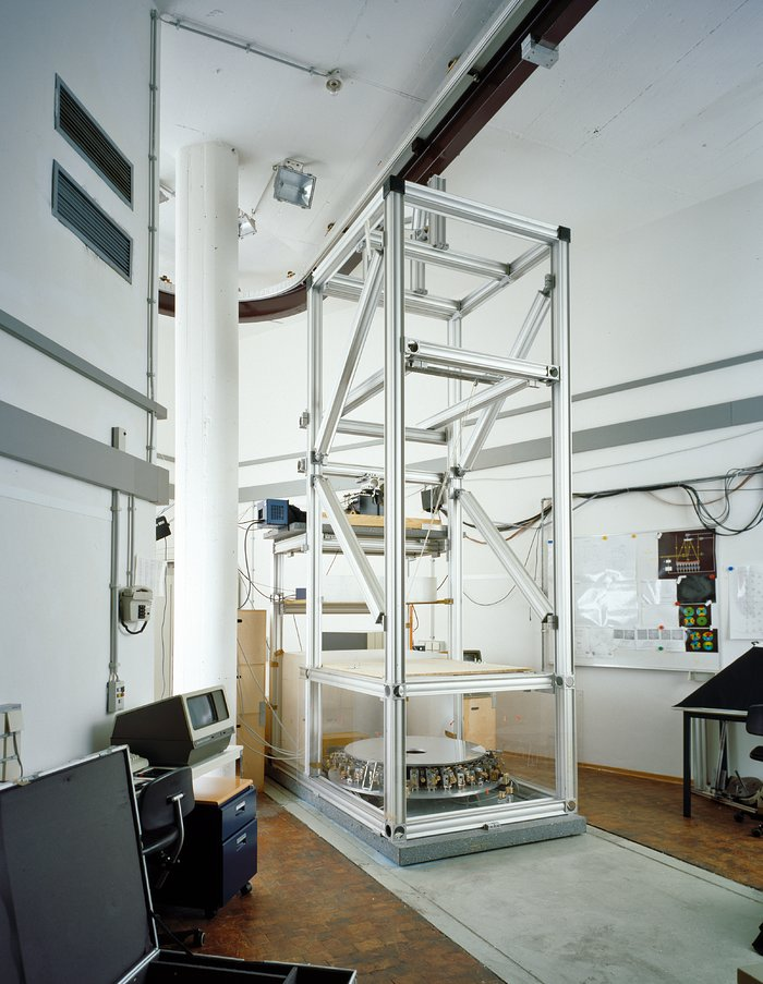 The 1-m Active Mirror Experiment