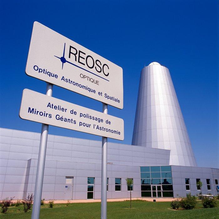 REOSC plant