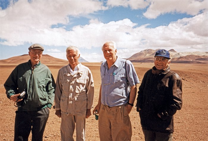 Touring the Atacama Desert