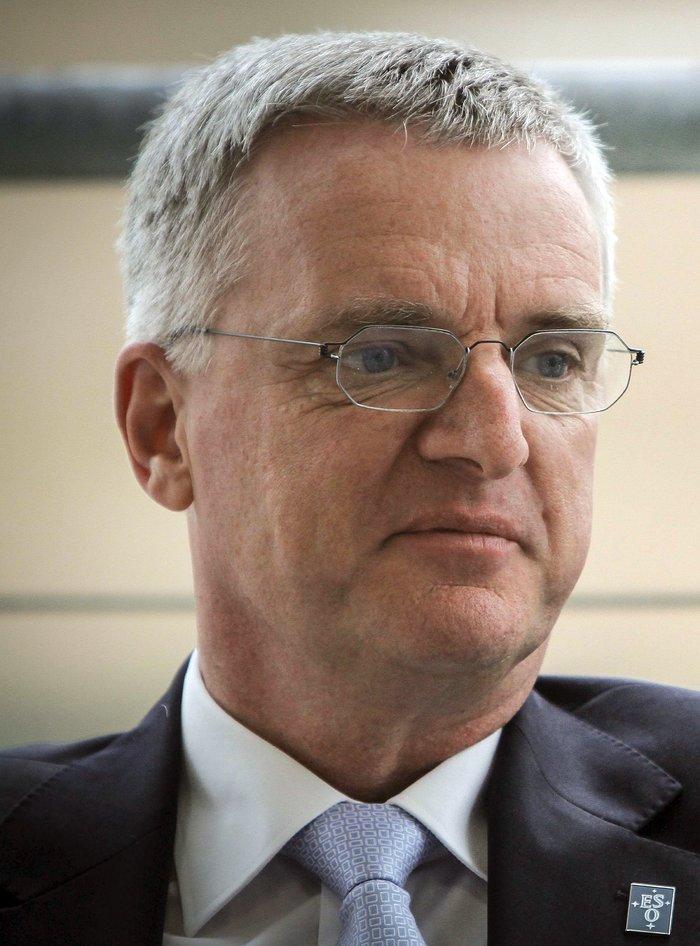 ESO Director General, Professor Tim de Zeeuw