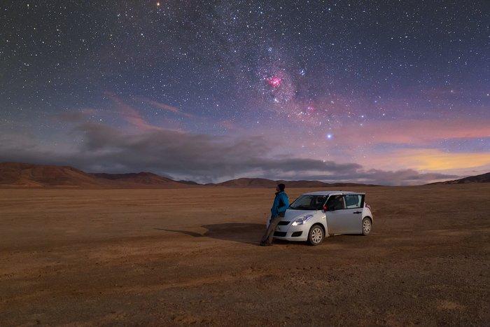 Vista de Atacama