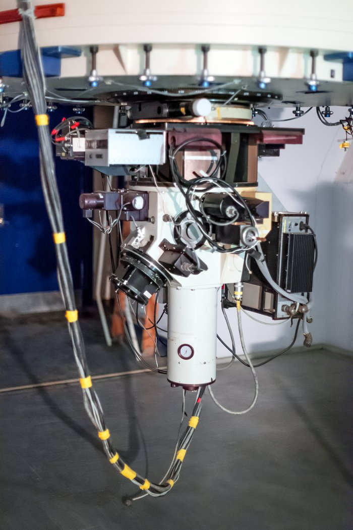 The Boller and Chivens Spectrograph on the  ESO 1.52-metre telescope