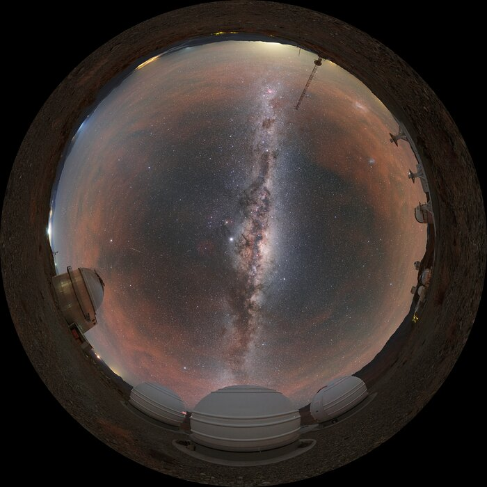 Panorama of ExTra