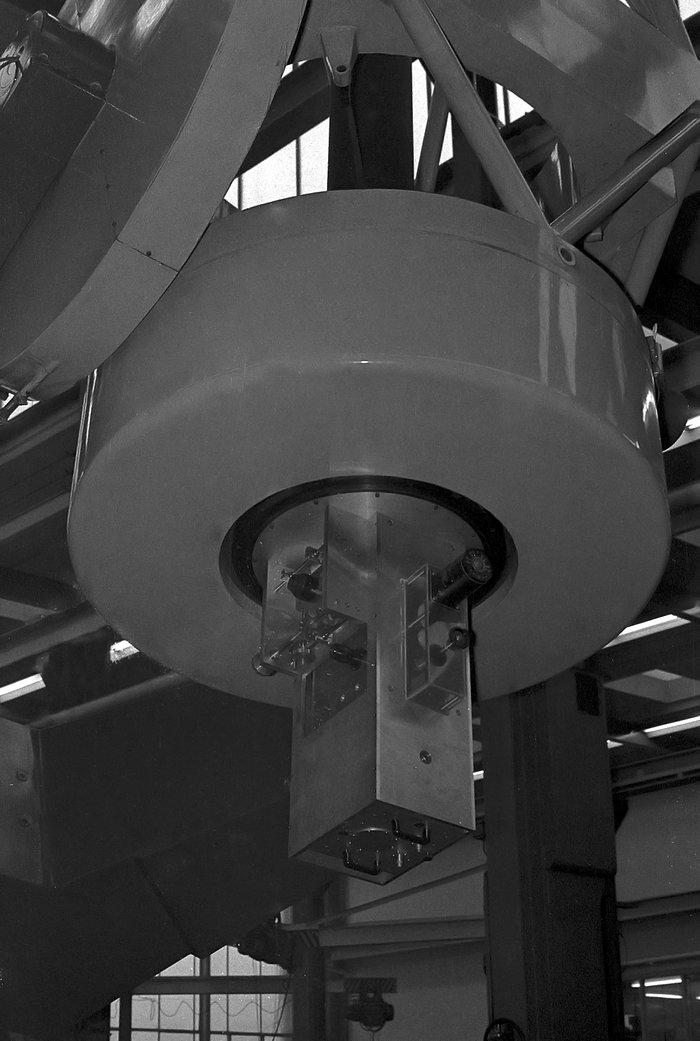 ESO 1-metre telescope at La Silla