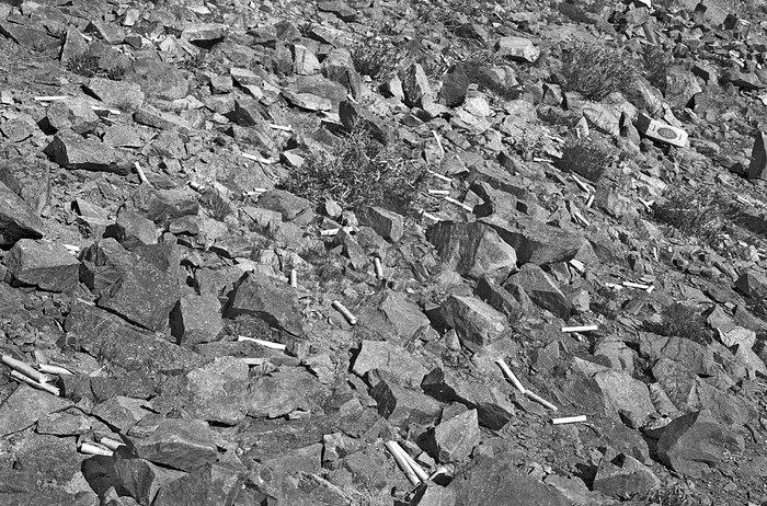 La Silla rocks