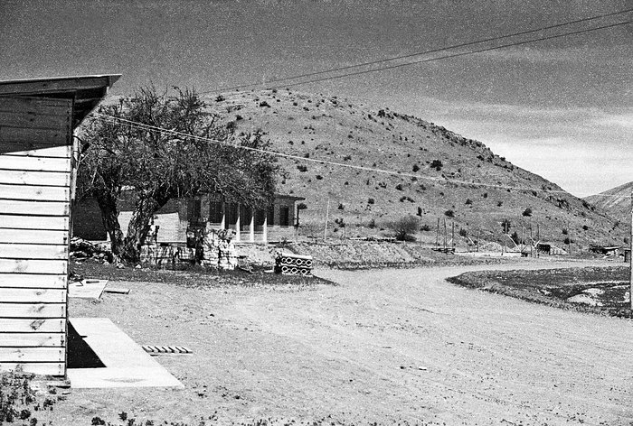 Memories from the construction of the Pelicano Camp and La Silla observatory