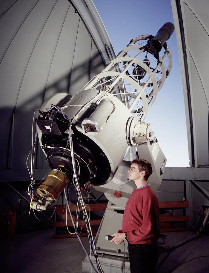 Dutch 0.9-metre telescope