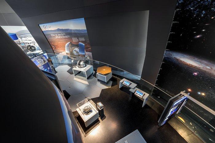 ELT Exhibit View