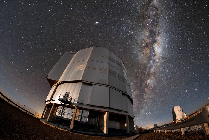 Big questions call for big telescopes