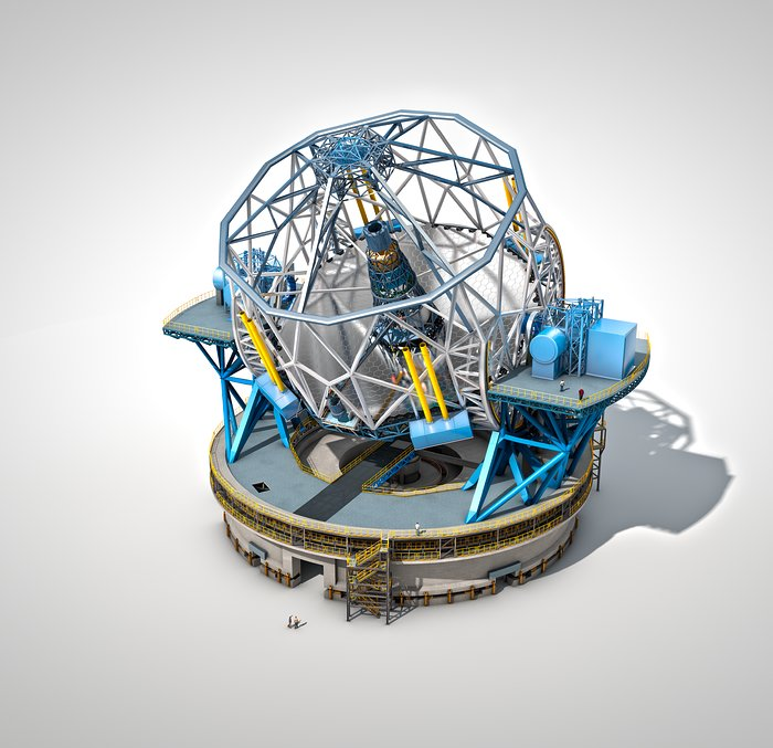 El Extremely Large Telescope