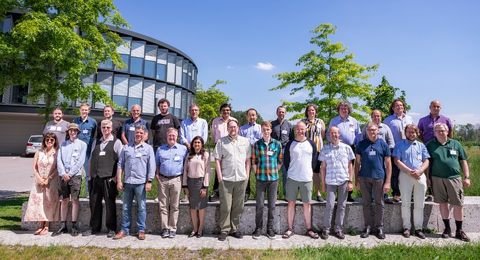 ESO Proposal Submission Tools Workshop group photograph